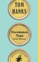 Uncommon Type Pdf/ePub eBook