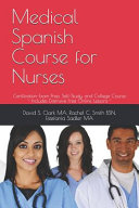 Medical Spanish Course for Nurses