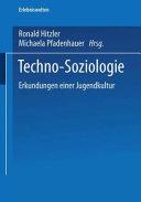 Techno-Soziologie