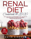 Renal Diet Cookbook #2020