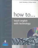 Cover of How to Teach English with Technology