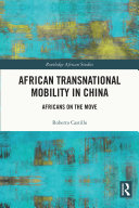 African Transnational Mobility in China Pdf/ePub eBook