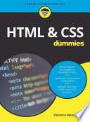 Öffnen Sie das Medium HTML & CSS für dummies von Maurice, Florence im Bibliothekskatalog