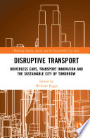 Disruptive Transport Book