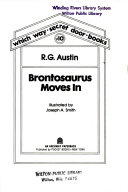 Brontosaurus Moves in