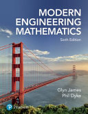 Cover of Modern Engineering Mathematics