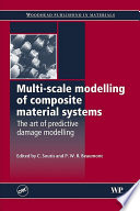 Multi Scale Modelling Of Composite Material Systems Book PDF