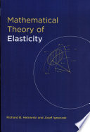 Mathematical Theory of Elasticity