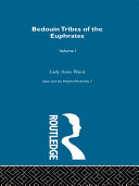 Pdf Bedouin Tribes of the Euphrates Telecharger