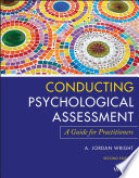 Conducting Psychological Assessment Book