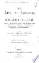 The Life And Life Work Of Behramji M Malabari