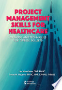 Project Management Skills for Healthcare
