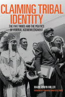 Pdf Claiming Tribal Identity Telecharger