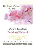 The Great Woman of God Women's Group Study