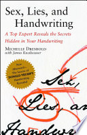 Sex Lies And Handwriting PDF