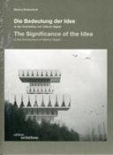 Die Bedeutung der Idee in der Architektur von Valerio Olgiati