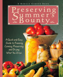 Preserving Summer's Bounty [Pdf/ePub] eBook