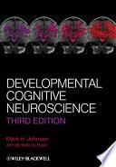 Developmental Cognitive Neuroscience Book PDF