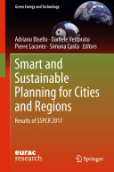 Pdf Smart and Sustainable Planning for Cities and Regions Telecharger