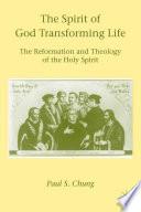 The Spirit of God Transforming Life Book