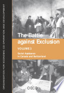 The Battle against Exclusion Social Assistance in Canada and Switzerland