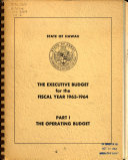 The Executive Budget