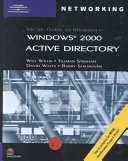 MCSE Guide to Microsoft Windows 2000 Active Directory