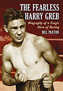 Pdf The Fearless Harry Greb