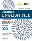American English File 2e 2 Multi-Pack A