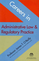Careers in Administrative Law & Regulatory Practice