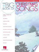 Big Book of Christmas Songs for Flute  Songbook