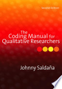 The Coding Manual for Qualitative Researchers Book