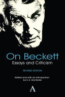 On Beckett Pdf/ePub eBook