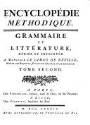 Grammaire et littérature: Esprit-Parrhésie