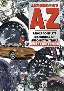 Automotive A Z