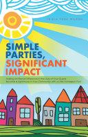 Simple Parties, Significant Impact Pdf/ePub eBook