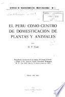 Publicaciones del Museo Nacional, Lima-Peru, Servicio de Traducciones