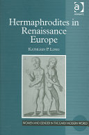 Hermaphrodites in Renaissance Europe