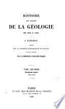 pt. 1. Terrain quaternaire ou diluvien. pt. 2. Terrain tertaire