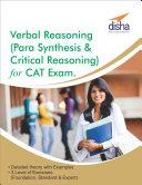 Verbal Reasoning  Para Synthesis   Critical Reasoning  for CAT Exam