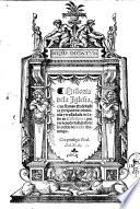 Historia de la Iglesia que llaman Ecclesiastica y tripartita: abreuiada y trasladad de latin en Castellano ..