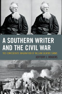 A Southern Writer and the Civil War