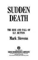 Sudden Death Book