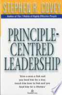 Principle-centred Leadership