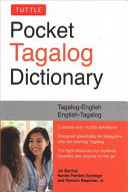 Tuttle Pocket Tagalog Dictionary