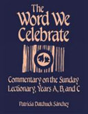 The Word We Celebrate