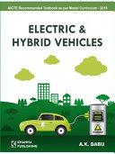 Electric Hybrid Vehicles Book PDF