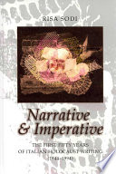 Narrative and Imperative  : The First Fifty Years of Italian Holocaust Writing (1944-1994)