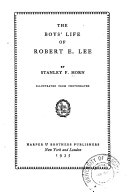 The Boys  Life of Robert E  Lee