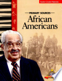 Primary Sources African Americans Kit